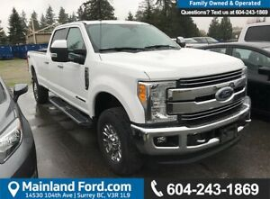 2017 Ford F-350 Lariat *ACCIDENT FREE* * LOCALLY DRIVEN*