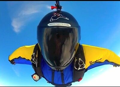 Wingsuit Phoenix Fly Phantom 3 Skydiving