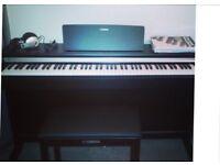 Yamaha Arius YDP-142 - Digital Piano with wood stand - very light use