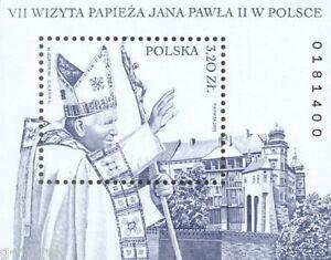 VII Visit of Pope John Paul II in Poland 2002 - Kraków, Polska - VII Visit of Pope John Paul II in Poland 2002 - Kraków, Polska