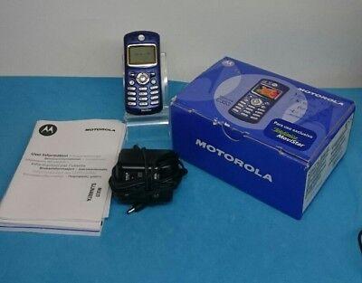 TELEFONO MOVIL MOTOROLA C353 AZUL MOVISTAR, usado segunda mano  Alicante