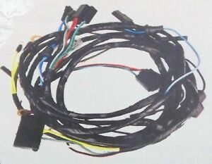 Excellent 1966 Mustang Wiring Harness Ebay Wiring Digital Resources Funapmognl