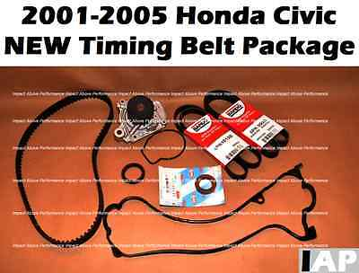 on 2001 Honda Civic Timing Belt Kit