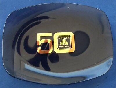 State Farm Insurance 50Th Anniversary Plate