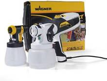 Wagner Flexio 585 Brand New in box,comes with 2 sprayguns n case Nambucca Heads Nambucca Area Preview