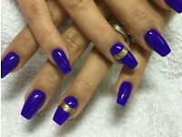 Mobile nail technician