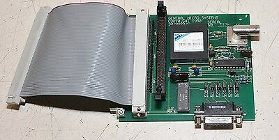 General Micro Systems Vme Mvme 90088be Ethernet Adapter Module