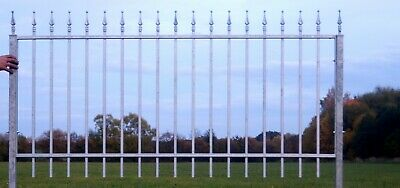 Garden Fence Fence Metal Metal Fence Limone-Z100/191-I Galvanised