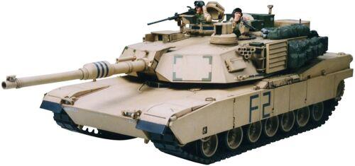 TAMIYA 1/35 No.269 US Army Tank M1A2 Abrams Iraq Battle Model Plastic Model 3526