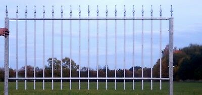 Garden Fence Fence Metal Metal Fence Limone-Z80/200-I Galvanised