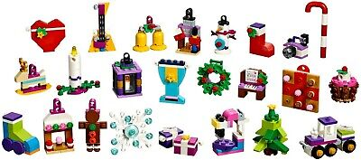 LEGO Friends 41353 2018 Advent Calendar 100% Complete w/ Instructions