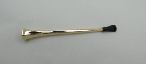 Fluted 14k Gold Vintage Cigarette Holder  Excellent Condition