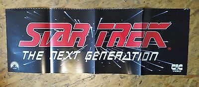 Star Trek The next Generation Banderole