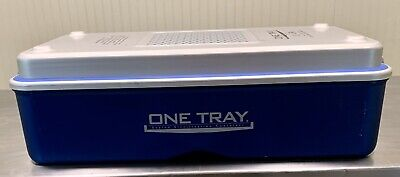 One Tray Sterilization Container Very Good Condition