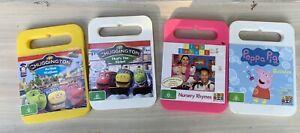 Preschool DVDs Kallangur Pine Rivers Area Preview