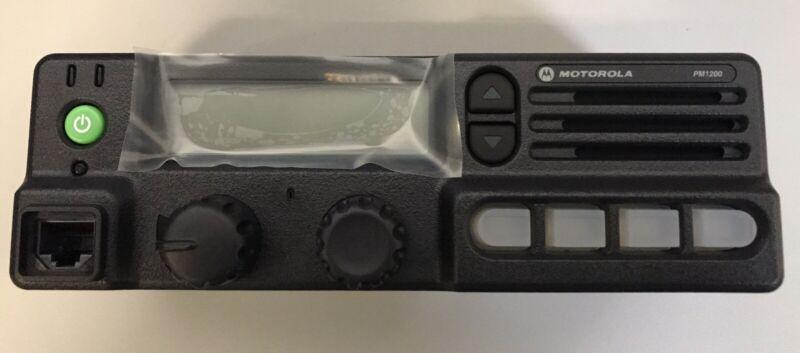 Motorola PM1200 37-50Mhz 120 Watts. *NOS*