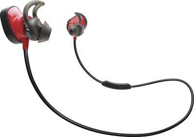 Bose SoundSport Pulse Wireless Headphones + Heartrate Monitor - Power Red