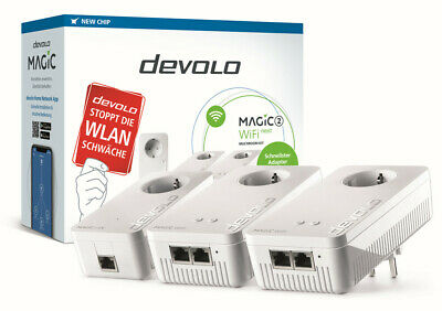 Devolo Magic 2 Wifi Next Multiroom Conjunto Powerline 2400Mbit/S Acceso Punto