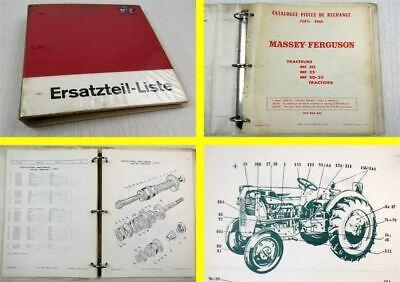 Hydraulikölfilter MF25 MF30 MF122 MF130 MF825 Massey Ferguson 969237M1