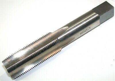 """High Quality M4 x 0.7 6/"""" Extra Long HSS Plug Hand Pulley Tap 6MM METRIC 4FL"""