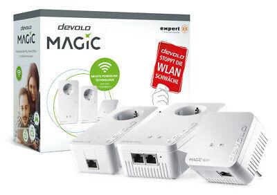 Devolo Magic 1200 + Wifi Multiroom Conjunto Compacto Set Con 3