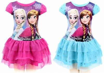 Disney Die Eiskönigin Frozen Sommerkleid Türkis oder - Disney Frozen Kleid