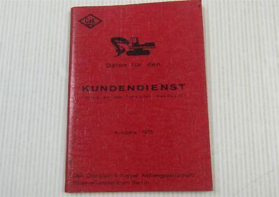 Anleitungen & Handbücher Literatur Komatsu Ck25-1 Kompaktlader Betriebsanleitung 2009