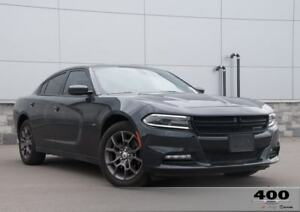 2018 Dodge Charger GT**ALL WHEEL DRIVE**SUNROOF**HEATED LEATHER*