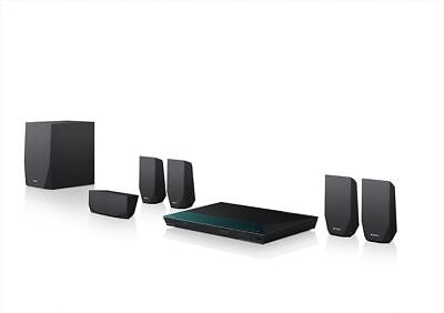 Sony BDV-E2100 5.1 Blu-ray Heimkinosystem schwarz