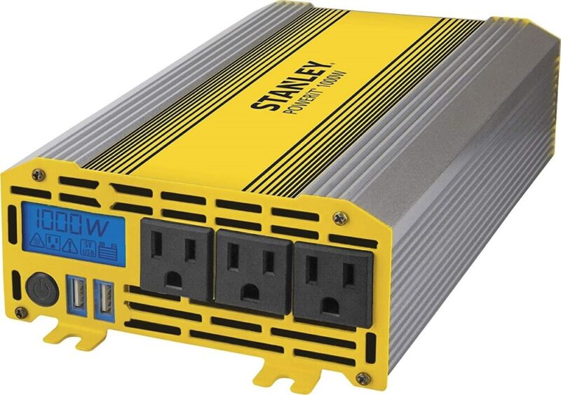 Stanley Power iT 1000W Power Inverter