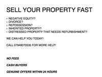 SELL YOUR HOUSE FAST TODAY