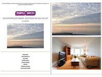 Seafront Apartment, three bedrooms split level Maisonette