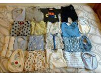 Baby boy clothes bundle 0-3 months - Manchester