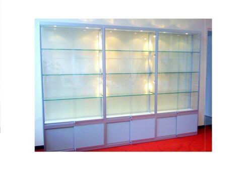 Grote Glazen Vitrinekast.Glazen Vitrinekasten Vitrinekast Glas Hang Vitrine Kasten