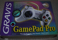 Gravis GamePad Pro
