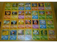 Pokemon Cards (Base Set/Fossil/Jungle/Team Rocket/Shinys)