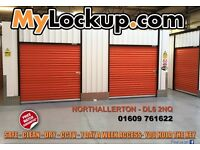 MyLockup | Self Storage Solutions | Northallerton