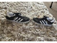 Adidas Gazelle Trainers - Grey