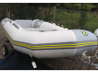 Zodiac 340 Fr Inflatable sports boat