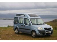 Fiat Doblo Highroof Campervan
