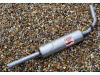 VW POLO EXHAUST MIDDLE SILENCER FOR 1.0-1.3-1.4-1.6 FROM 1994 TO 2000