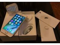 Iphone 6 - Gold - unlocked - boxed with accessories