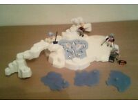 Playmobil Arctic Dinosaur Excavation Set. (Great Xmas Gift)