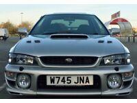 Subaru Impreza UK 2000 facelift