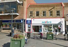 HAIR / BEAUTY 1ST FLOOR UNIT ABOVE SAVERS | Very Busy Street | Marygate, Berwick Upon Tweed | C1219