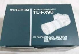 Fujifilm Fuji tl-fx9b telephoto lens