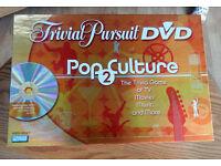 Trivial Pursuit Pop Culture Music & Movies DVD game