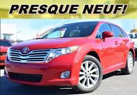 2010 Toyota Venza AWD*CUIR*TOIT PANORAMIQUE*