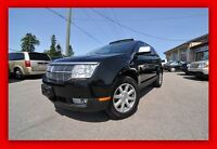 2007 Lincoln MKX LIMITED,NAVI,LEATHER,ROOF