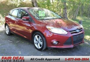 2013 Ford Focus SE: Heated Seats/Bluetooth